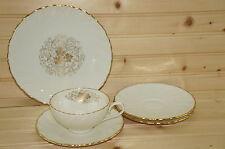 """Lenox Orleans D515 (1) Salad Plate, 8""""-(1) Cup, 2 1/4"""" & (3) Saucers, 6 1/4"""""""