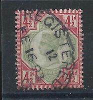 Grande Bretagne N°98 Obl (FU) 1887/1900 - Victoria (bis)