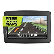 TOMTOM START 25 M  5 INCH  GPS SAT NAV- UK & WESTERN EUROPE  LIFETIME MAPS
