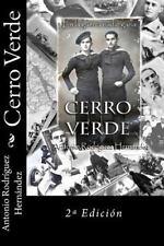 Cerro Verde by Antonio Hernández (2014, Paperback)