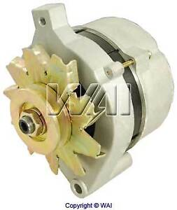 NEW ALTERNATOR(7078)EARLY MODEL FORD 1G WITH 1V PULLEY 65 AMP
