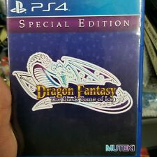 Dragon fantasy (Playstation 4) Limited Run woth stickers. Sold out!!