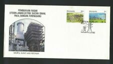 MBC18) Malaysia 1988 Sultan Ismail Electric Power Station FDC