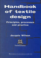 Handbook of Textile Design (Woodhead Publishing Series in Textiles)-ExLibrary