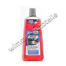 Glass Cleaner Concentrate Red Summer 2l Sonax 266541