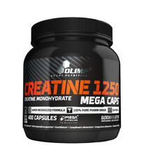Olimp Sport Nutrition Creatine Mega Caps, 400 Kapseln