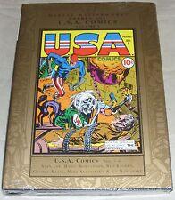USA Comics Volume 1: Marvel Masterworks Golden Age reprint Graphic Novel SEALED