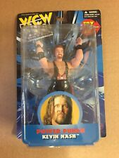 OSFTM WCW ACTION FIGURE MOC KEVIN NASH WRESTLING ACTION FIGURE wwf wwe Mattel