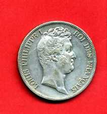 ( RF.16) 5 FRANCS LOUIS PHILIPPE 1831 W LILLE TR: RELIEF (SUP-)