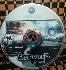 Beowulf the game Xbox 360  (NO CASE) #10329