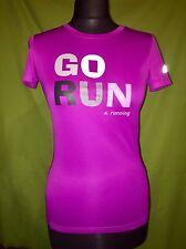 Funktionsshirt ADIDAS Laufshirt Shirt Sport Gr XS 34 running go run #20205