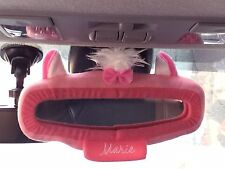 Marie Cat Aristocats Car Accessory : Rear View Mirror Cover