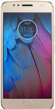 Motorola Moto G5S Smartphone Fine Octa Core Processor - Gold