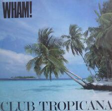 "7"" 1983 PARTY DANCE KULT ! WHAM Club Tropicana /MINT-?"