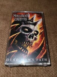 Malevolent Creation 'Dead Man's Path Cassette Tape