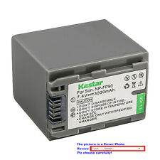 Kastar Replacement Battery Pack for Sony NP-FP50 NP-FP60 NP-FP70 NP-FP90 NP-FP91