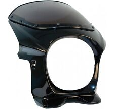 "Venom MK II Cafe Racer Fairing & Windshield Fits 7"" Round Headlights - MOTOGUZZI"