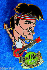 New listing Singapore Bruce Springsteen 10th Anniversary Musician Hard Rock Cafe Pin Le