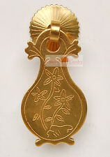 """4set Furniture Hardware Copper Drawer Handle Brass Cabinet Pull Chinese 2.56"""""""