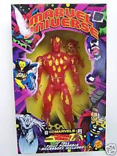 "Human Torch Marvel Universe 10"" Toy Biz figure"
