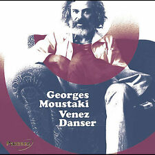 New: Moustaki, Georges: Venez Danser  Audio CD