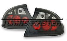 coppia set Fari fanali tuning posteriori Opel Tigra 95>00 Trasparenti Neri lexus
