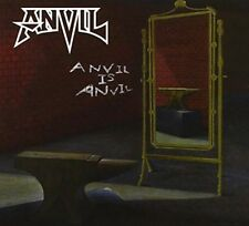Anvil Is Anvil - Anvil CD-JEWEL CASE Free Shipping