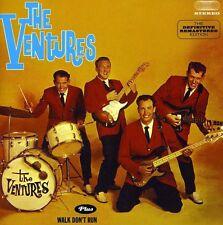 The Ventures - Ventures / Walk Don't Run [New CD]