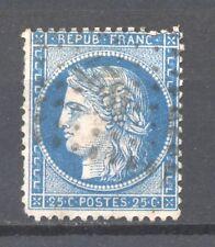FRANCE  N° 60 PC 3827 SAINT-QUENTIN, AISNE. Beau. point bleu dans le 2