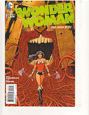 WONDER WOMAN #23 NEW 52, 1st Print, NM or better, DC Comics (Oct. 2013)