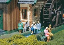 331827 Pola G scale figures: 6 sitting Persons - NEW