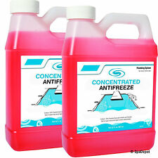 Hot Tub Antifreeze - Non-Toxic Winterizer for Spa, Pool & Rv - 2 x 32 oz Bottles