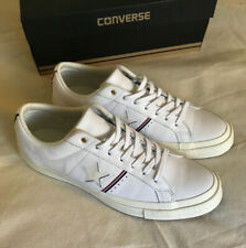 Converse One Star Ox Leather White M 9.5