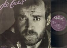 JOE COCKER Civilized Man LP 1984 CAPITOL Steve Lukather Randy Brecker