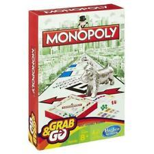 Hasbro Monopoly Grab and Go Game B1002