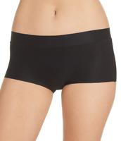 Chantelle Black Soft Stretch Seamless Boyshorts, Women's Underwear Size OS 59554
