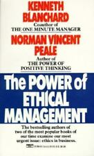 The Power of Ethical Management by Norman Vincent Peale and Ken Blanchard (1989,