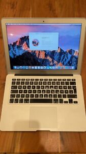 "Apple MacBook Air A1369 33,8 cm (13,3"") Laptop - Notebook"