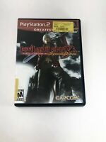 Devil May Cry 3 Special Edition GH (Sony Playstation 2 ps2)