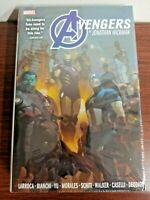 Avengers By Jonathan Hickman Omnibus Vol.2 HC ISBN 9781302911812