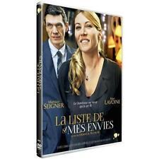 """DVD """"La Liste de mes envies"""" Marc Lavoine     NEUF SOUS BLISTER"""