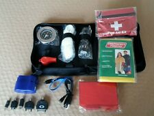Camping / car / festival - survival kit. Panasonic case. Brand new