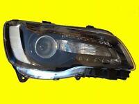 Right BLACK HEAD LIGHT for CHRYSLER 300 2015-2019   68214382AD CH2503269