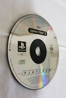 SYPHON FILTER 3 PLAYSTATION 1 PS1 PAL SOLO DISCO FUNZIONANTE PLATINUM SONY