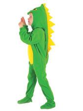 Kids Toddler Dinosaur Costume Fancy Dress Up Book Week Day Boys Girls Age 2 3 4