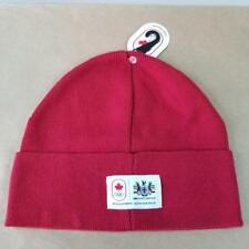 2010 Canada Olympic Vancouver Toque Hat New Gloves Hockey Hudson's Bay Team Look