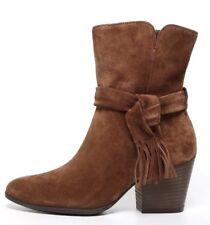 Paul Green Women's Brown James Booties 7908 Size 3 UK