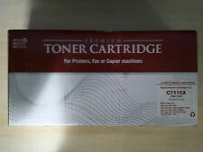 Premium Toner Cartridge C7115X, Black, Toner Cartridge PGHPC7115X for HP & Canon