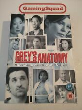 Greys Anatomy Series 2 DVD, Supplied by Gaming Squad
