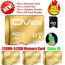 8-512GB Micro SD card TF Speed Flash Memory Card Class10 for MP4 Phone Camera